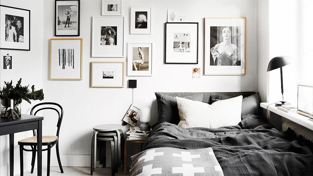Grown Up Neutral Art Walls Flat 15 Design amp Lifestyle