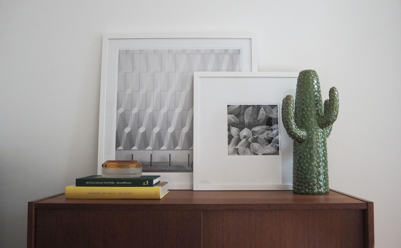 Ceramic Cactus Vase