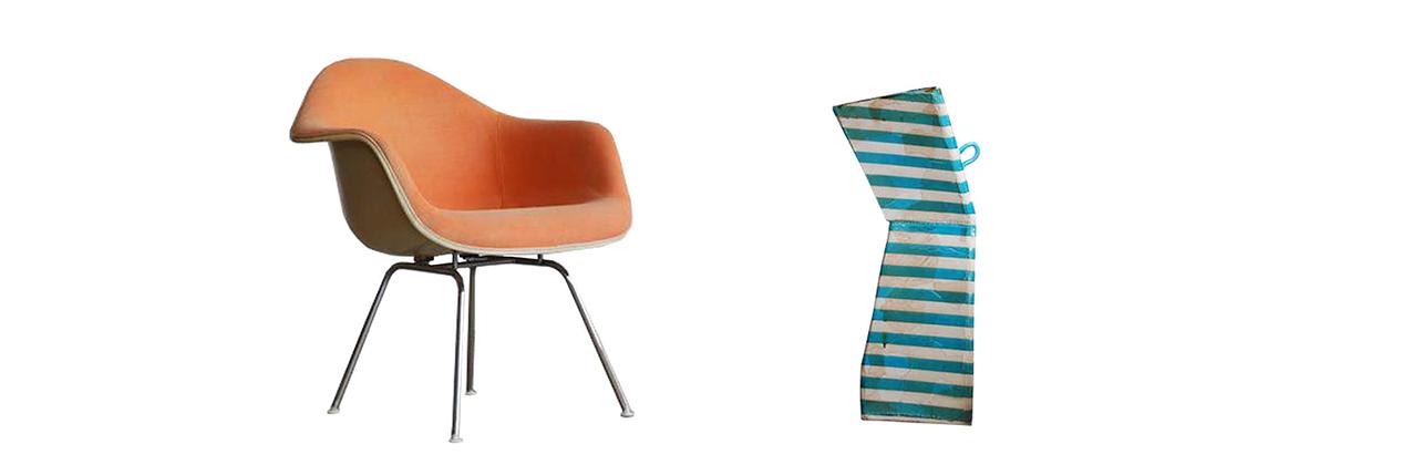 chic interior style vintage furniture