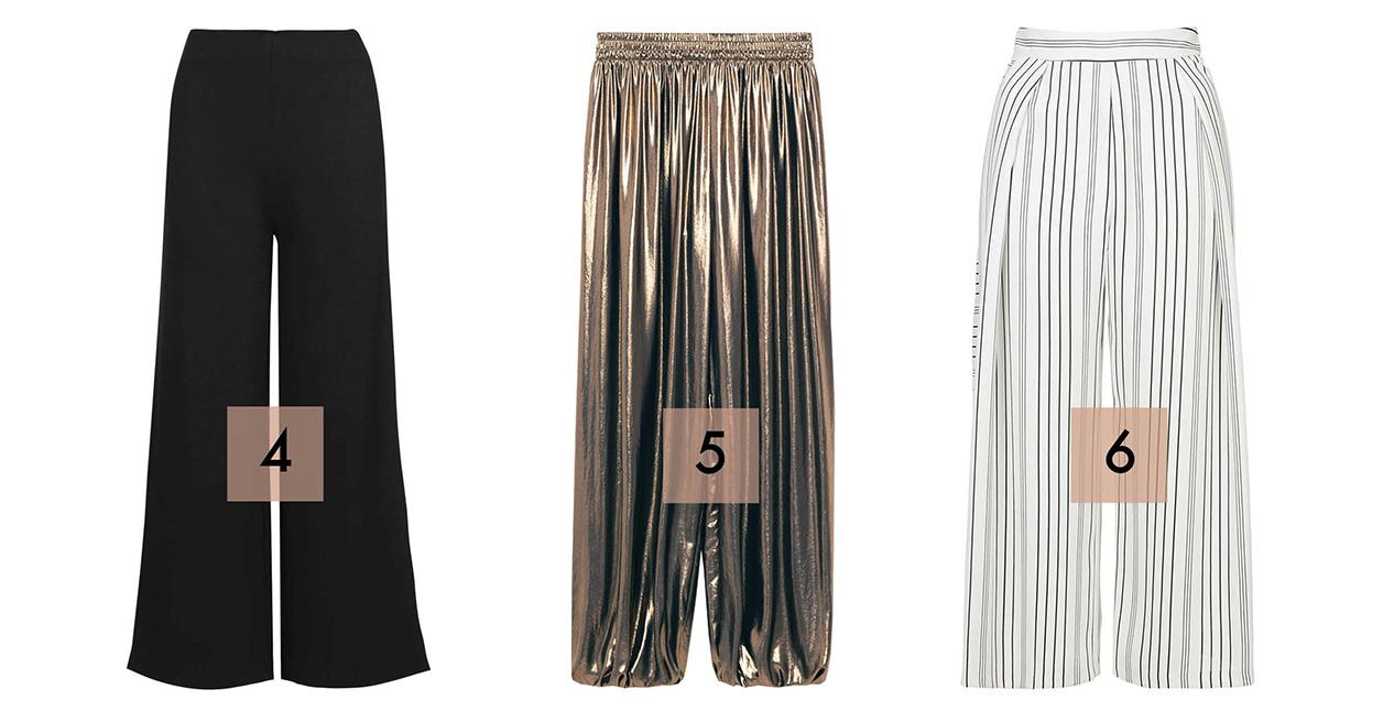 wide leg pants fashion trend