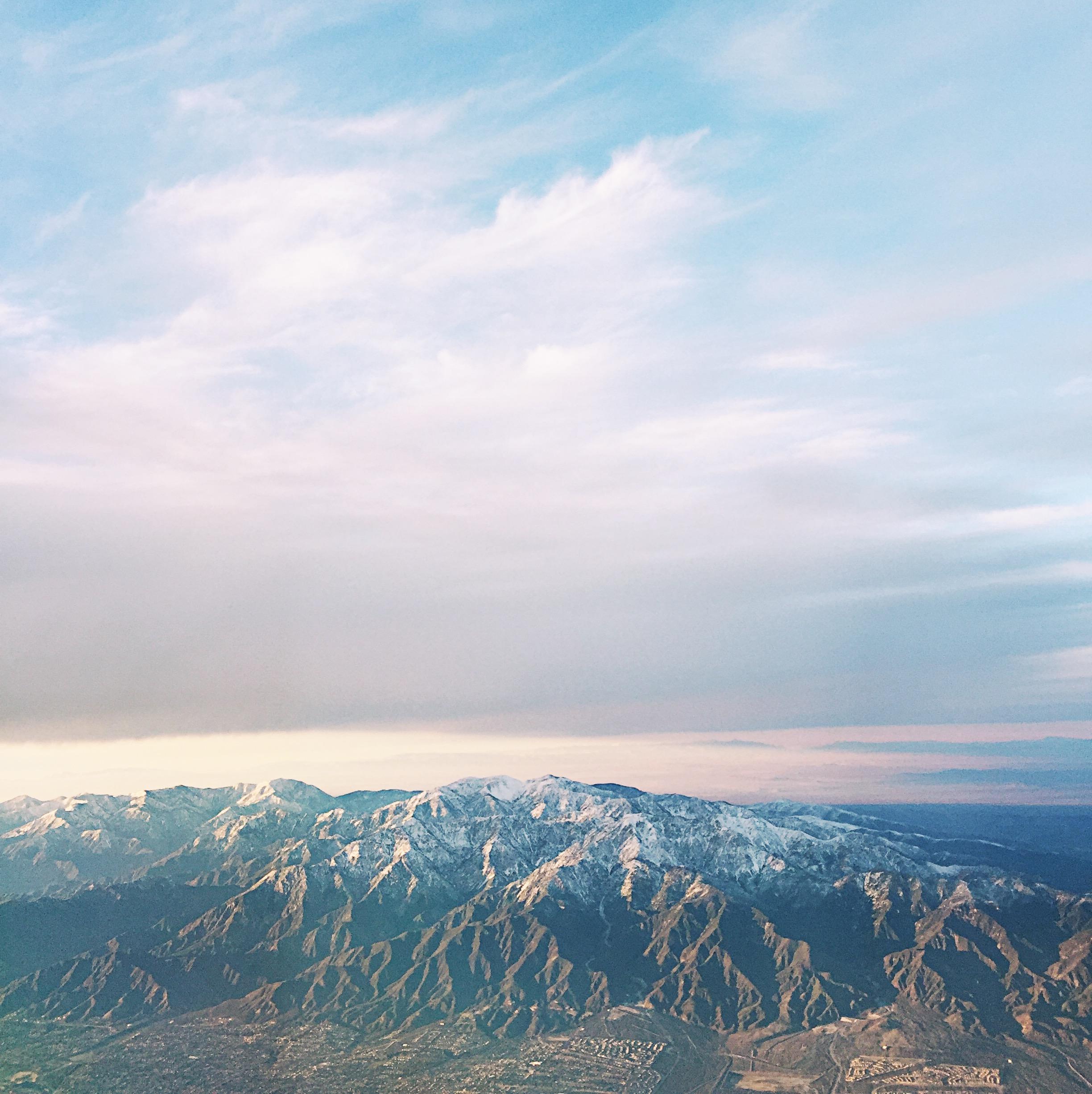 West Coast Trip - Flat 15 Blog