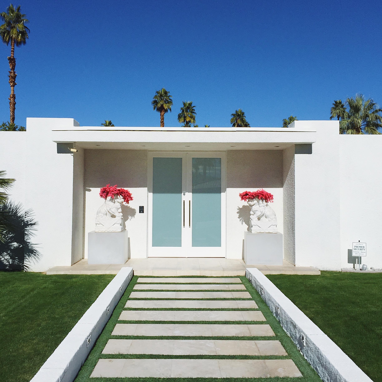 Palm Springs - Flat 15 blog