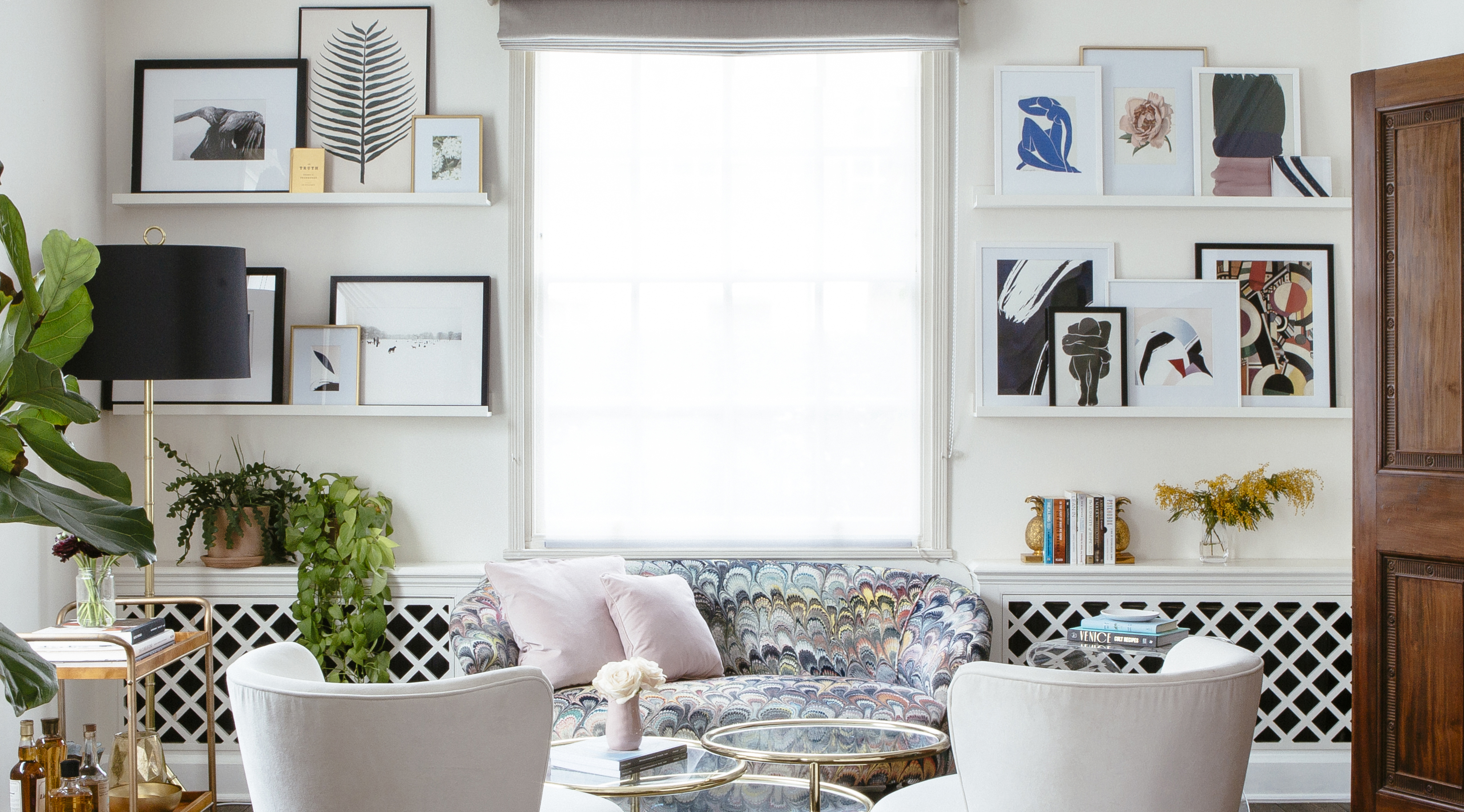 Living Room : Before & After | Flat 15 Design & Lifestyle